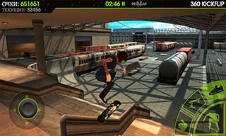 Skateboard Party 2 Lite скриншот 1