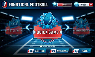 Fanatical Football скриншот 3
