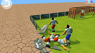 Goofball Goals Soccer Game 3D скриншот 2
