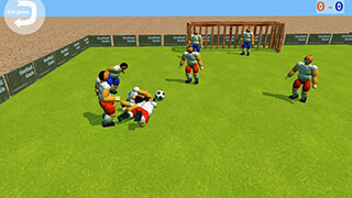 Goofball Goals Soccer Game 3D скриншот 4