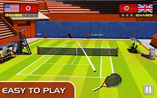 Play Tennis скриншот 1