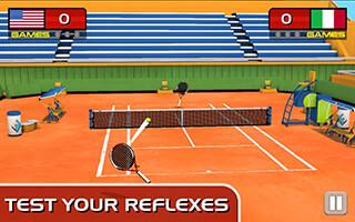 Play Tennis скриншот 2