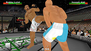 Weekend Warriors MMA скриншот 1