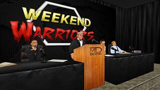 Weekend Warriors MMA скриншот 3
