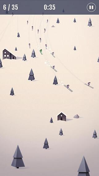 Ski Race Club скриншот 2