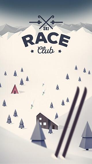 Ski Race Club скриншот 3