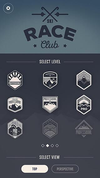 Ski Race Club скриншот 4