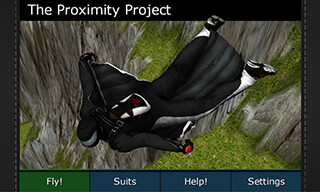Wingsuit: Proximity Project скриншот 1