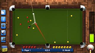 Pro Pool 2015 скриншот 3