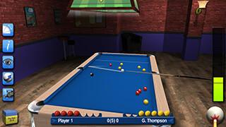 Pro Pool 2015 скриншот 4