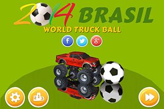 World Truck Ball скриншот 1