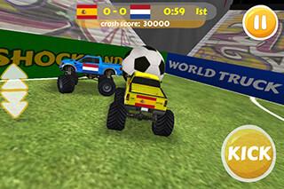 World Truck Ball скриншот 2
