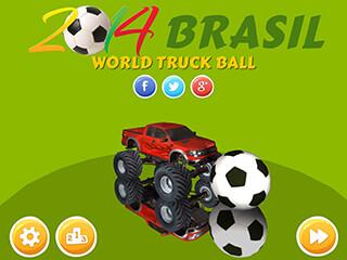 World Truck Ball скриншот 4