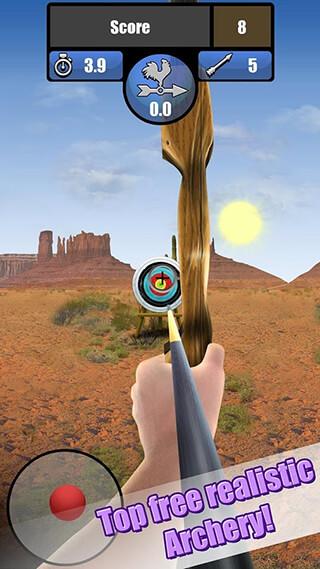 Archery Tournament скриншот 1
