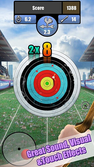 Archery Tournament скриншот 4