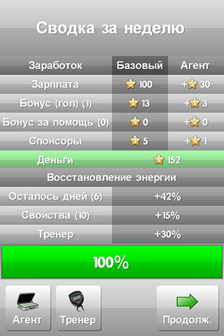 New Star Soccer скриншот 4