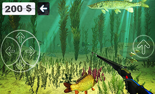 Spearfishing 3D скриншот 1