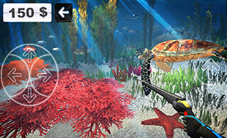 Spearfishing 3D скриншот 2