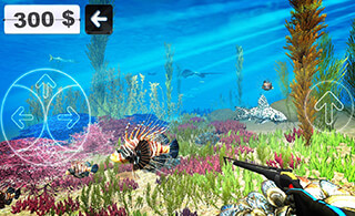 Spearfishing 3D скриншот 3