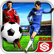 Football 2015: Real Soccer иконка