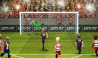 Striker Soccer 2 скриншот 1