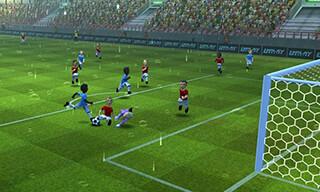 Striker Soccer 2 скриншот 2