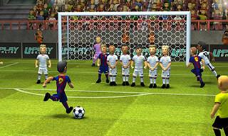 Striker Soccer 2 скриншот 4