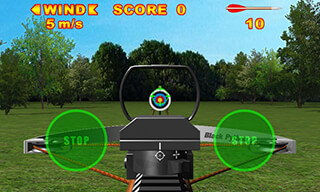 Crossbow Shooting Deluxe скриншот 3
