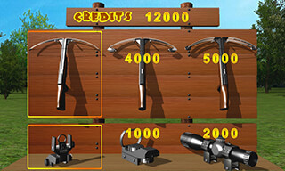 Crossbow Shooting Deluxe скриншот 4