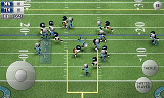 Stickman: Football скриншот 2