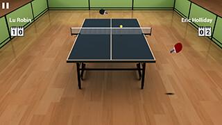 Virtual Table Tennis скриншот 1