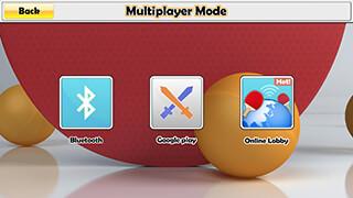 Virtual Table Tennis скриншот 4