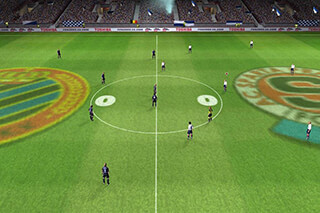 Football Real Gol скриншот 1