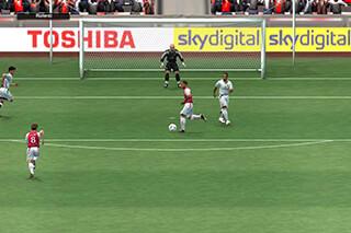 Football Real Gol скриншот 2