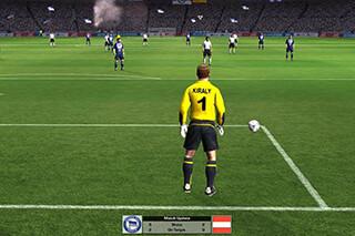 Football Real Gol скриншот 3