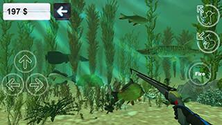 Hunter Underwater Spearfishing скриншот 3