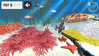 Hunter Underwater Spearfishing скриншот 4