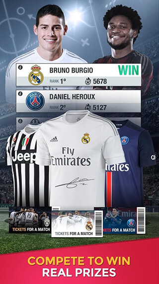 Fantasy Manager Football 2016 скриншот 4