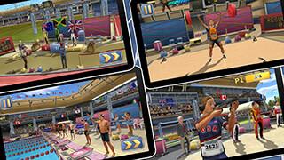 Athletics 2: Summer Sports Free скриншот 1