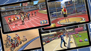 Athletics 2: Summer Sports Free скриншот 2