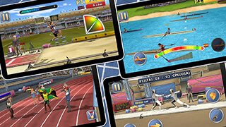 Athletics 2: Summer Sports Free скриншот 3