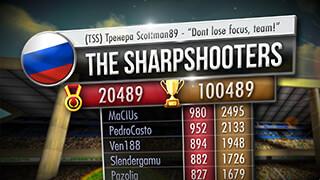 Basketball Showdown 2015 скриншот 3