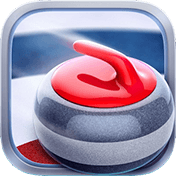 Curling 3D иконка