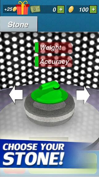 Curling 3D скриншот 3
