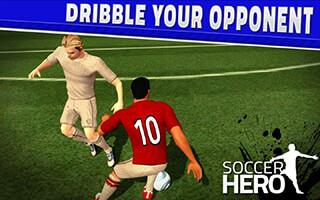 Soccer Hero скриншот 1