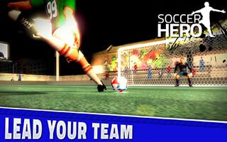 Soccer Hero скриншот 2