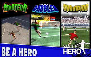 Soccer Hero скриншот 3