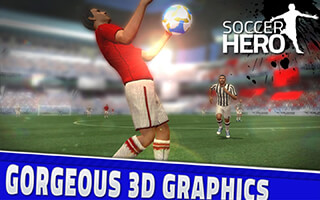 Soccer Hero скриншот 4