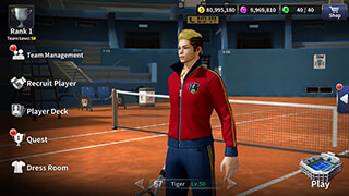 Ultimate Tennis скриншот 1