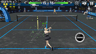 Ultimate Tennis скриншот 2